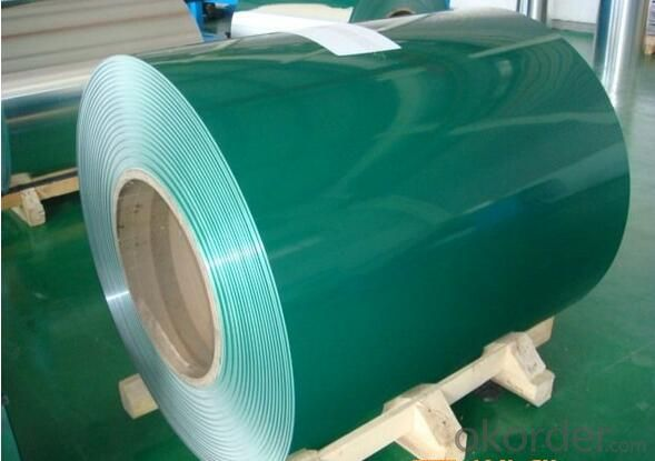 Coated Aluminum Coil Sheet for Ceiling Panels with Bright Color And Lustre