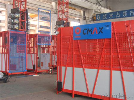 CMAX Brand Building Hoist SC280/280