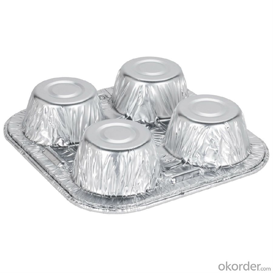 China Aluminum Foil for household 8011 1235