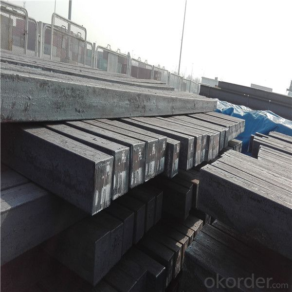 Steel billet for building 165 mm x 165mm