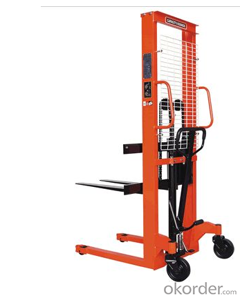 Hand Stacker- LGA Series -Aluminum Alloy Material Lift