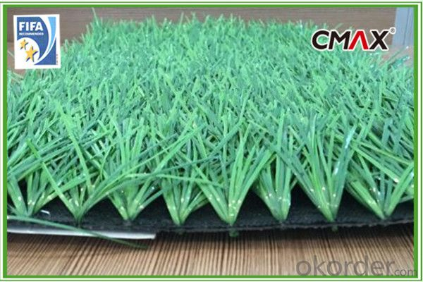 50mm Diamond Artificial Turf Soccer Football Grass for Training