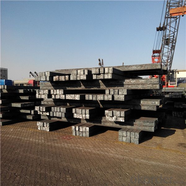150x150 mm Steel Billet -Q215 Grade factory sale directly