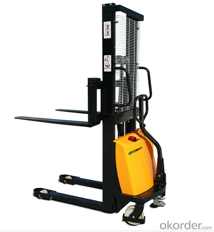 Hand Stacker SFH series hydraulic power