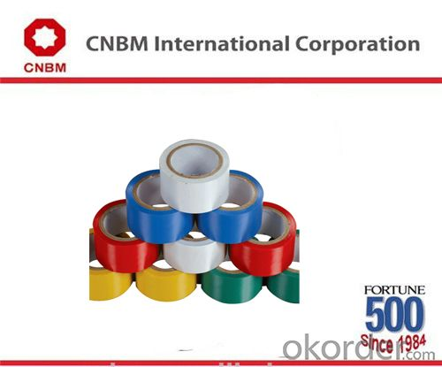 Insultation PVC Tape with Different Thickness