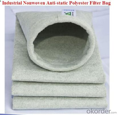 Industrial Anti-static Polyester Filter Bag