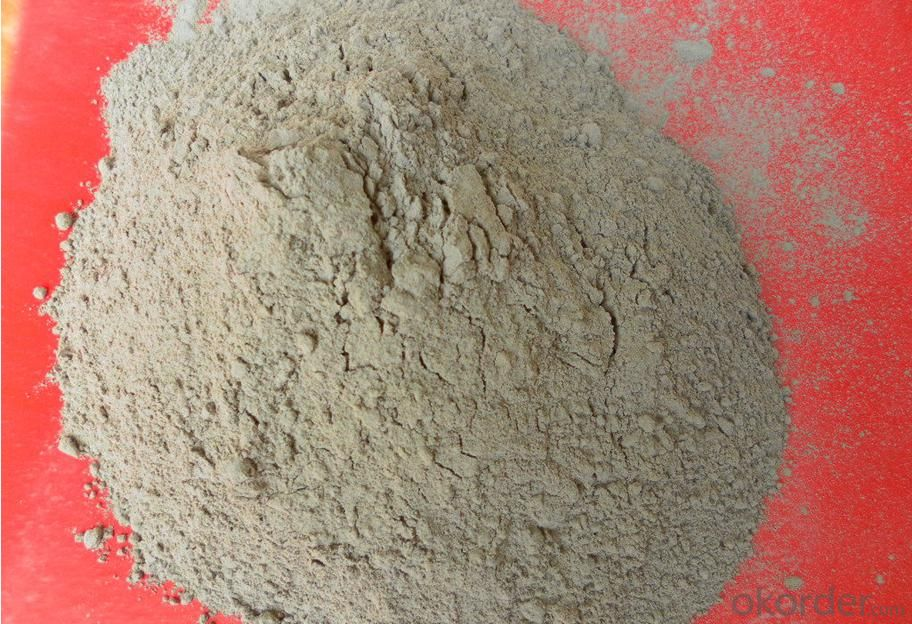 Bauxite raw materials for making bricks, refractory bauxite 1