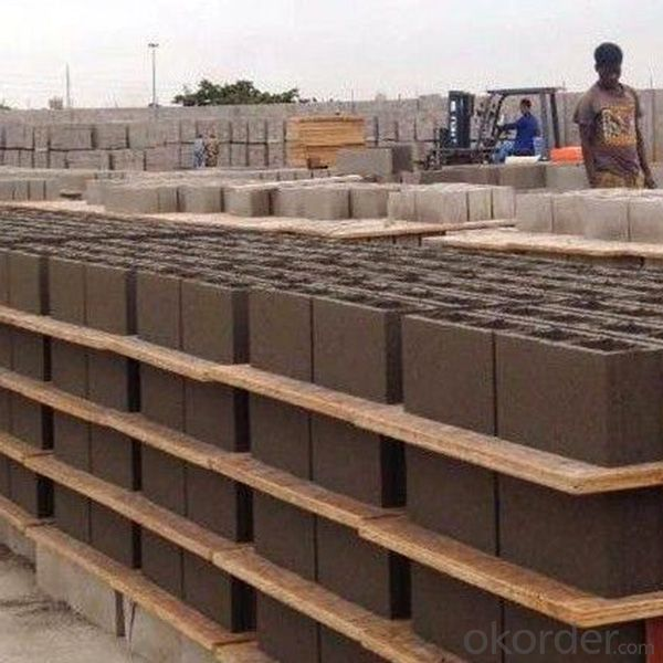 ZNSJ brick pallet for concrete block machine