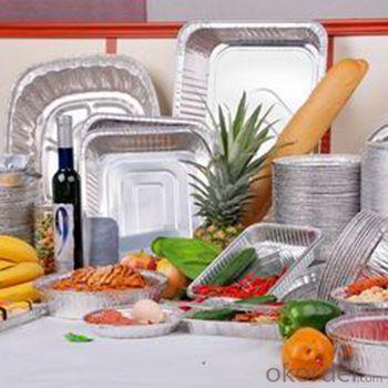 Household Aluminium Foil Catering Foil for Bbq