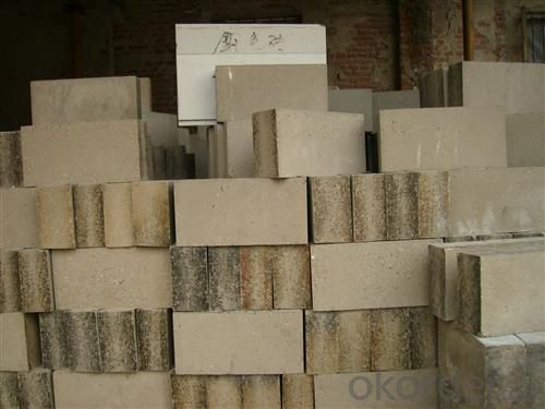 Chinese High Alumina Fire Brick Light Weight Insulation Refractory Brick
