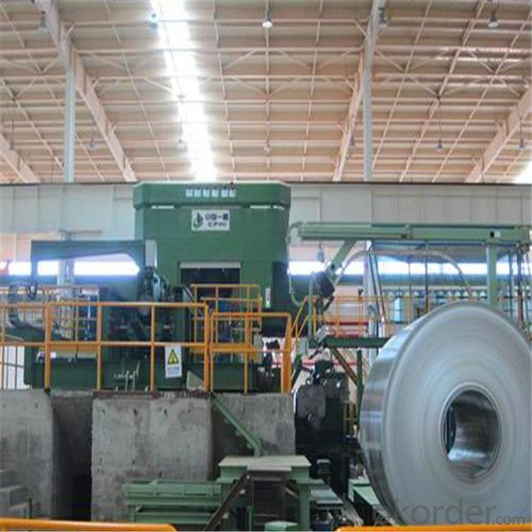 Cold Rolled Steel Coils/China Supplier Made in China