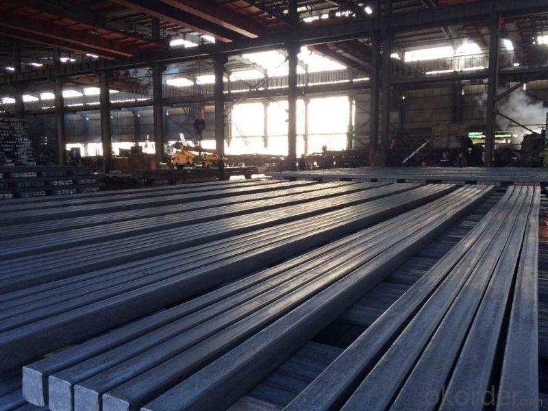 Square Steel Bar, Steel Billets Exporter (60X60-150X150)