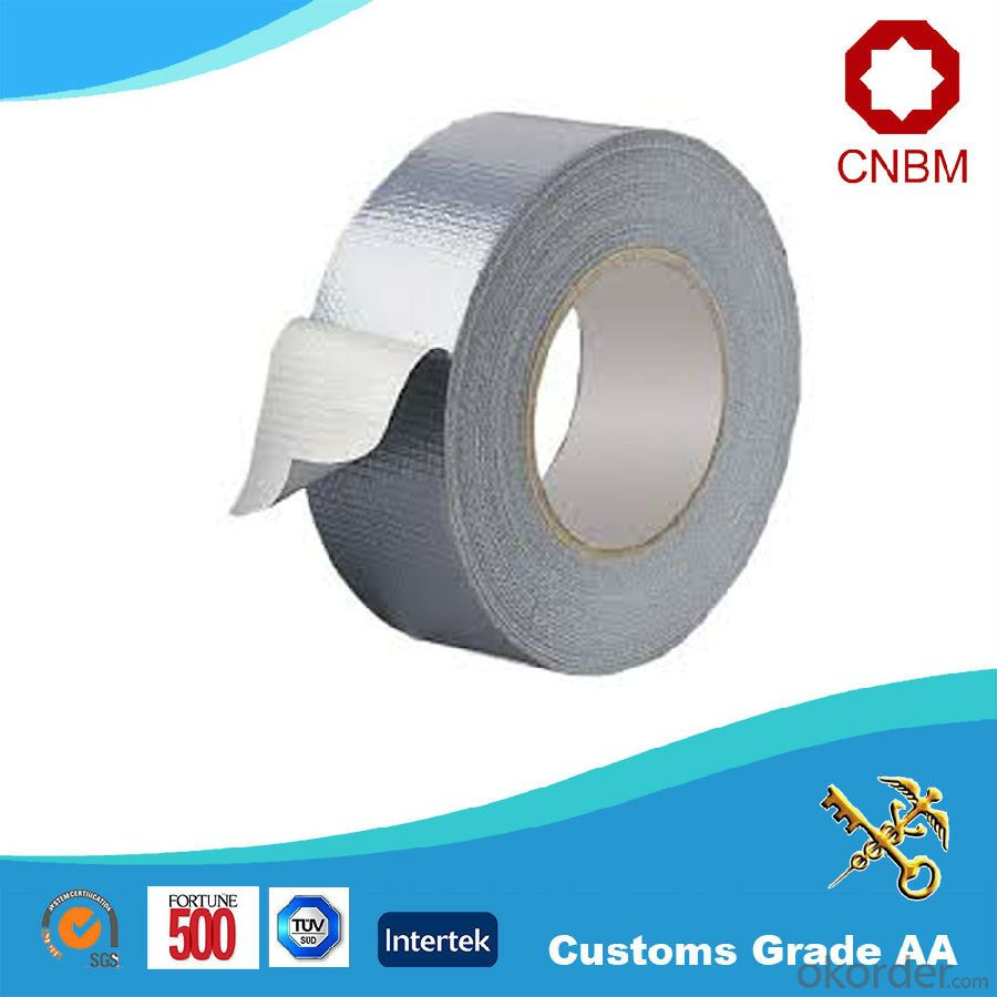 Cloth Tape Synthetic Rubber Adhesive SGS&ISO9001