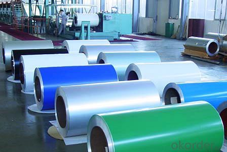 Aluminium PE Prower Coating Coil Specialised in Construction field