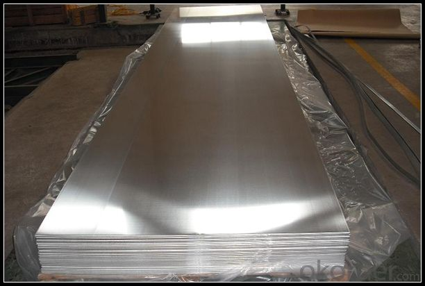 Mill Finish Aluminium Flat Plate 5 Series Alloy for Marine Boat