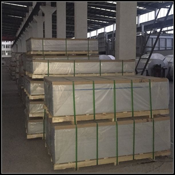 Mill Finish Aluminium Sheet Alloy AA3003 for Curtain Wall