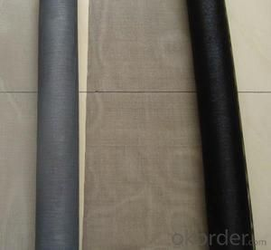 Fiberglass Insect Screen Mesh with Custom Density