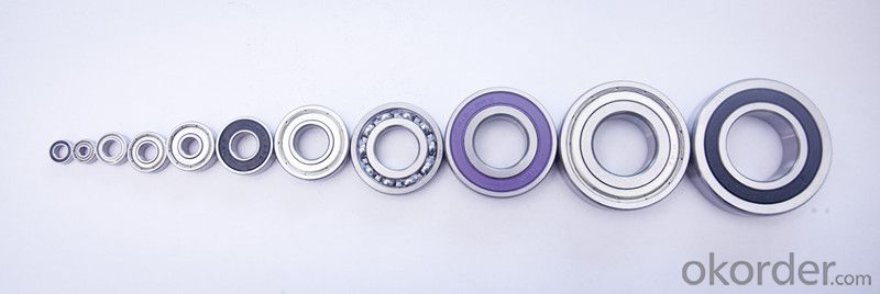 R series of ball bearing for air-conditioning