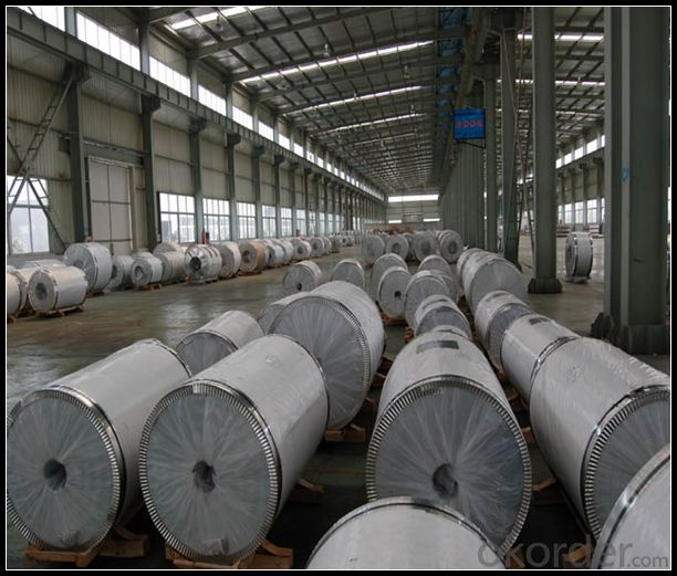 Aluminum Household Jumbo Foil Alloy 8011-O 9-20mic from China
