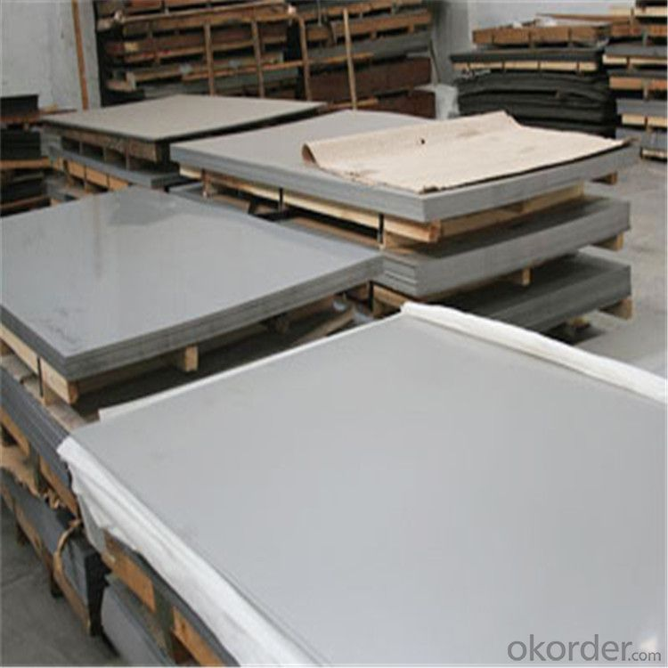 201/304 Cold Rolled Stainless Steel Sheet Manufacture
