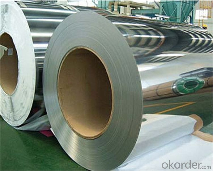 Stainless Steel Coil 201 304 430 Stainless Steel Strip 201 304 430