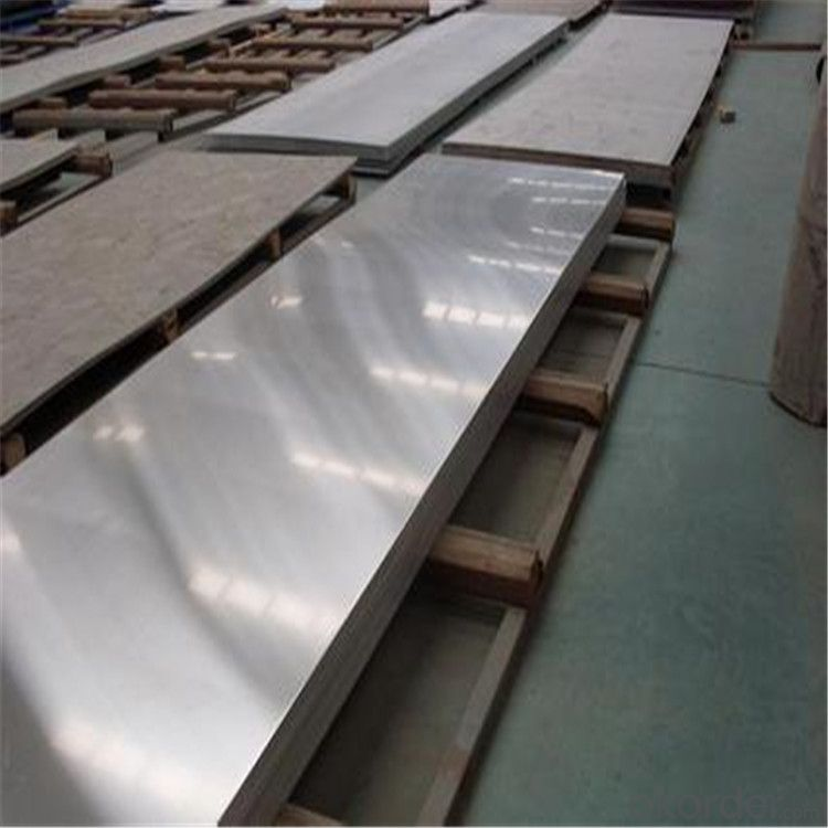 Stainless Steel Sheets 2B BA Finish 201 304 316 430