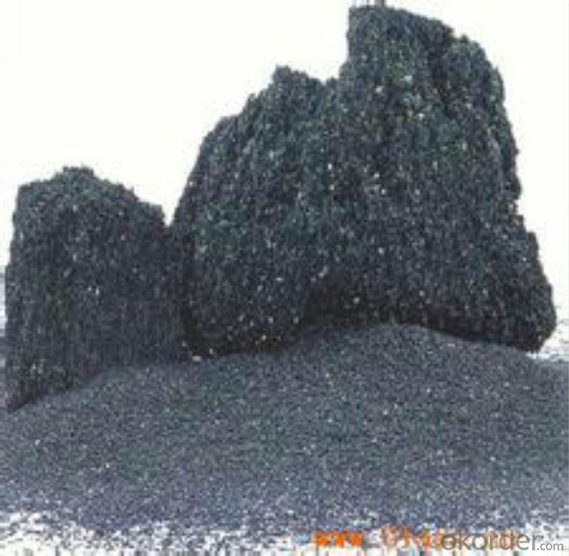 Silicon Carbide for metallurgical use as Desoxidant