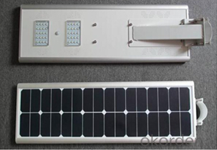 All in One Solar Garden Light 60W