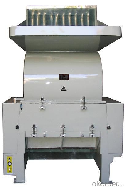 Screenless Plastic Granulator Crusher with Germany Claw Blade