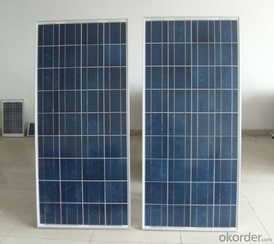 Silicon Polycrystalline Solar Panel 315Wp