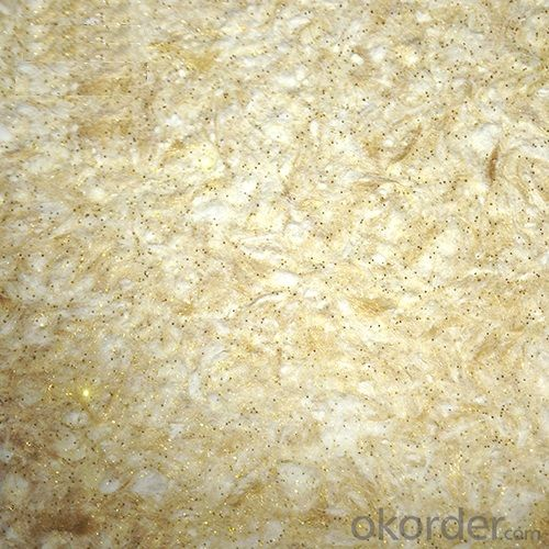 Eco-friendy Natural Fiber Interior Silk Plaster Wall Paint Wall Coverings