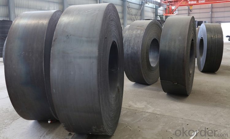 Hot Rolled  Steel Sheets Steel Coils Made in China SS400