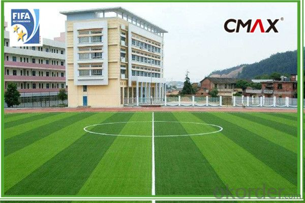 FIFA One Star Soccer Artificial Turf for Football Stadium
