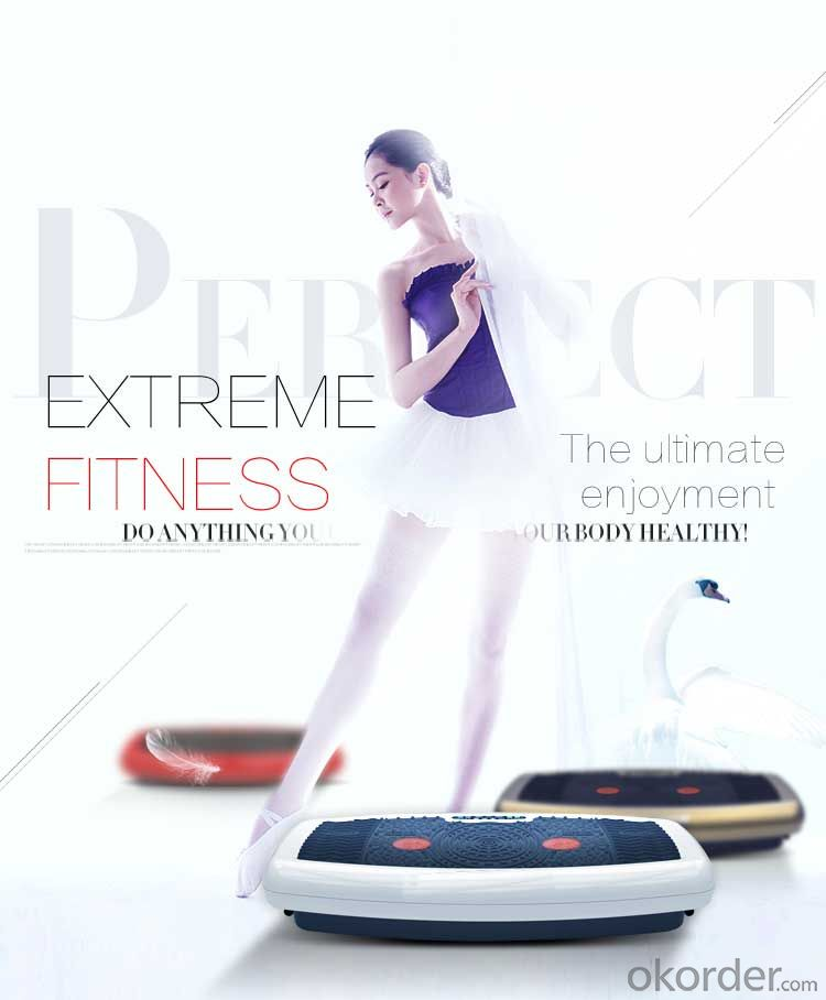 2016 JUFIT NEW HOT vibration plate JFF021C4