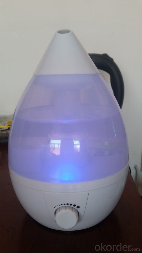The fog amount of ultra quiet home office humidifier