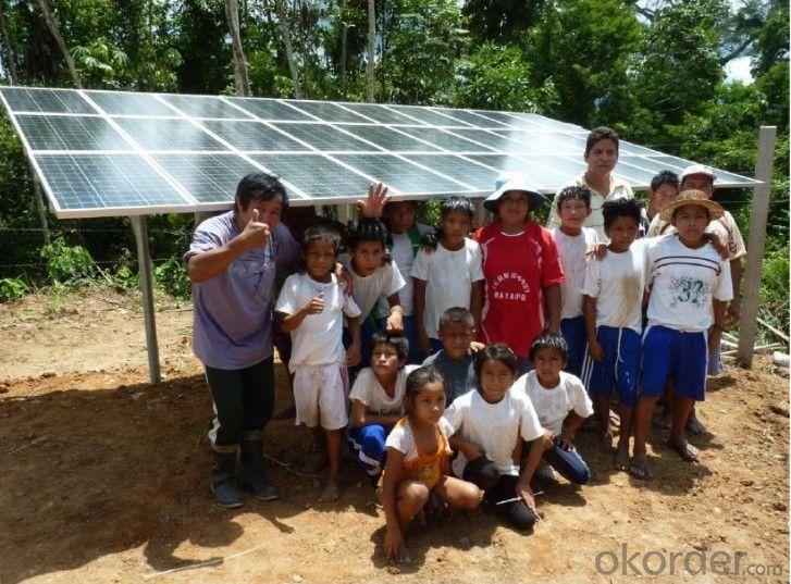 High Quality 290W TUV PV Solar Panels (SGM-290W-36V)
