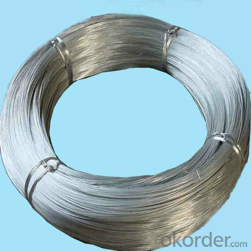 Factory Price Galvanized Construction Binding Wire