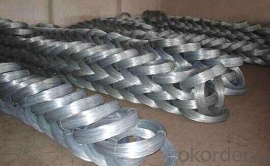Hot Dipped Galvanized Steel Wire--0.40mm High Quality