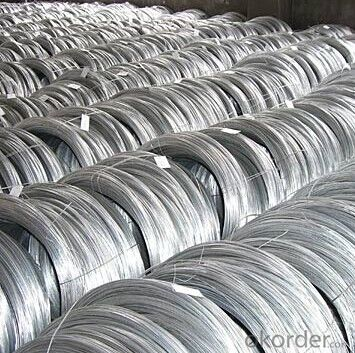 Low Carbon Galvanized Iron Wire With Factory Price In High Quality