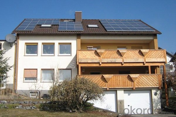 180W Photovoltaic Solar Panel for Home Solar Systems