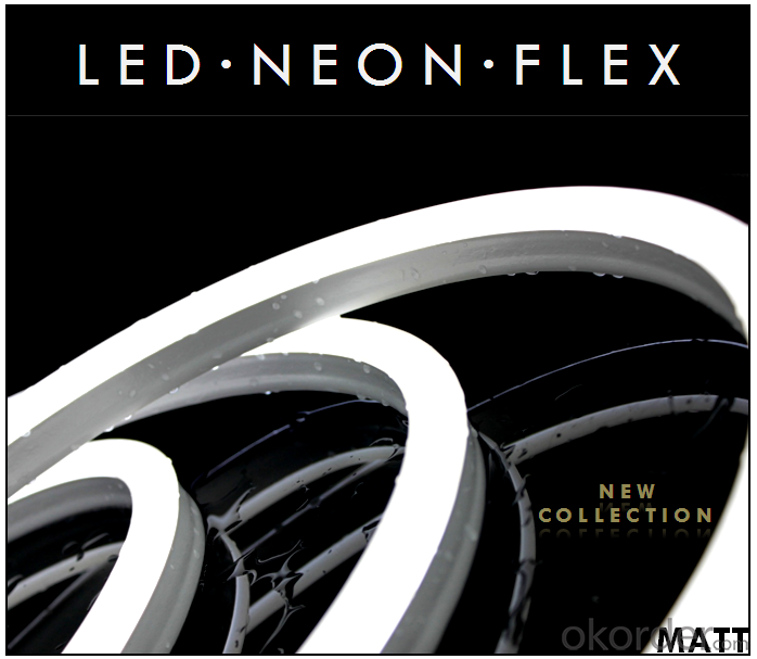Flexible LED neon flex, led neon light, led neon tube