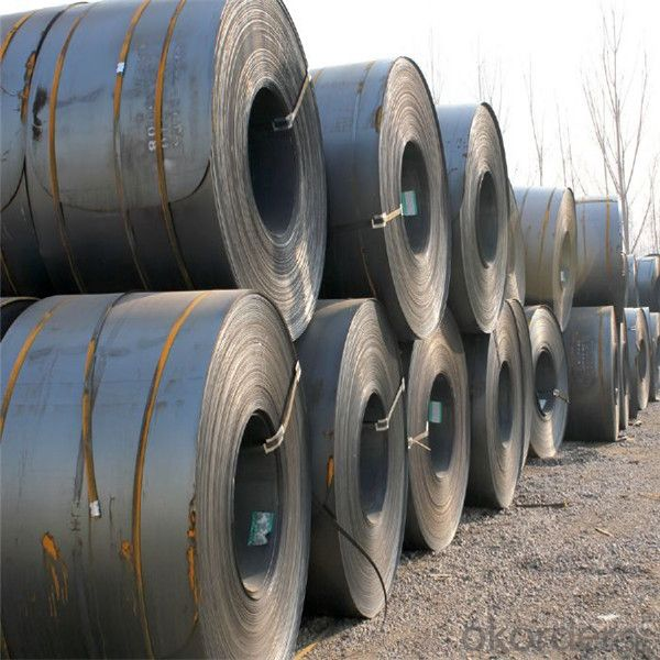 Coil of steel prime hot rolled from China mill