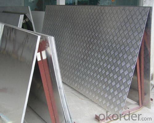 1mm 2mm Aluminum Sheet with Film Protection 1050 1100 3003