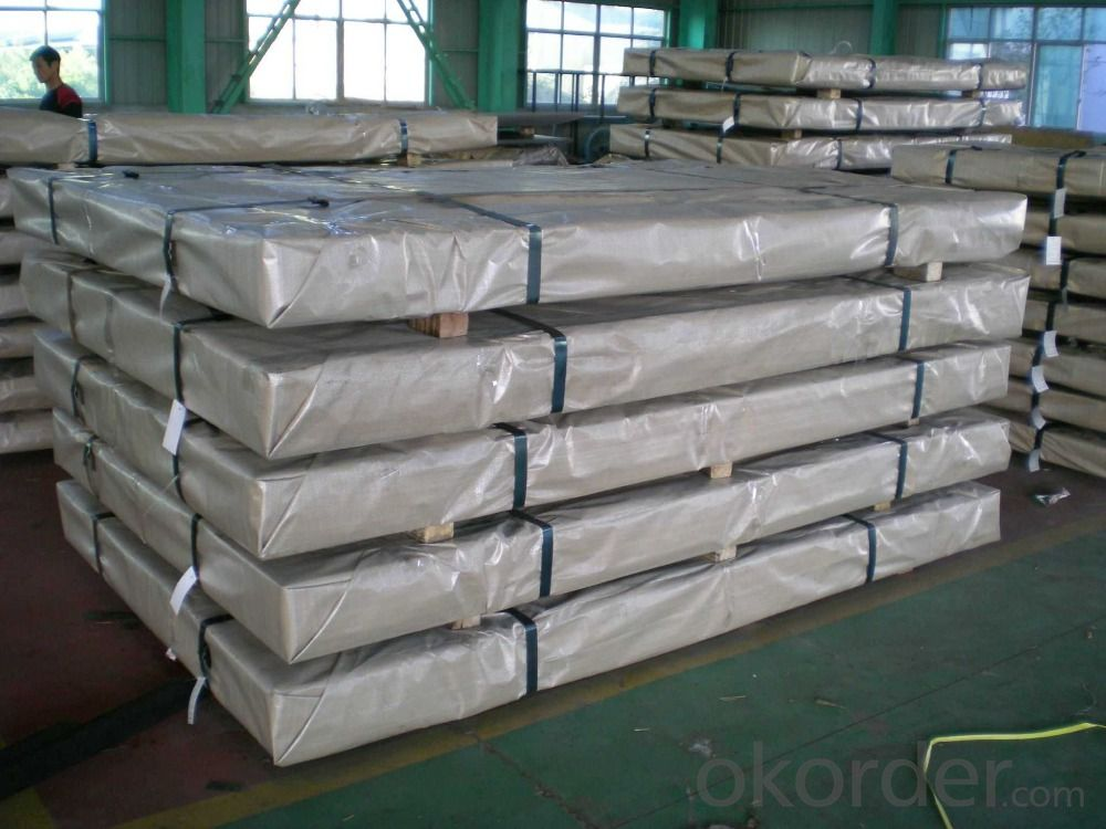 430 Mirro finishing stainless steel sheet made in China