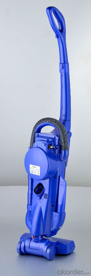 FJ122L vacuum cleaner/UPRIGHT/INJECTION/ dust bucket /800W-1000W