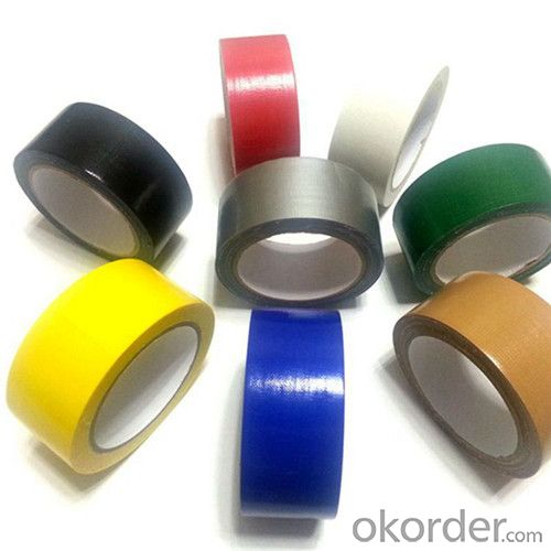 Single Side Cloth Tape/Duct Tape/ Gaffe Tape