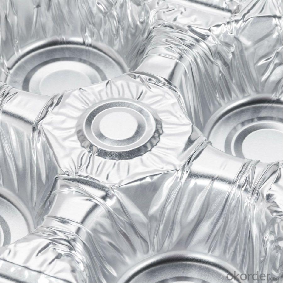 Pharmaceutical Grade Printed Aluminum Foil Pack