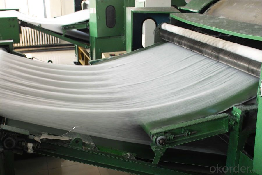Acrylic Non Woven dust filter bags for dust filtration