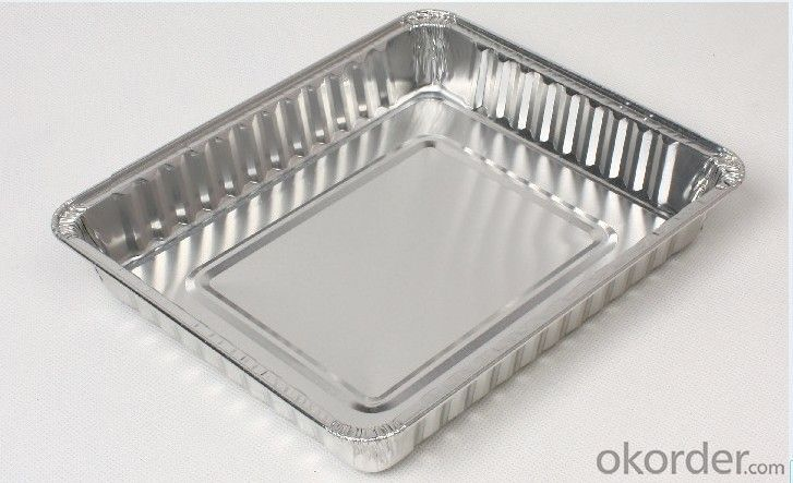 Factory Price 8011 Food Packing Household Aluminum Foil