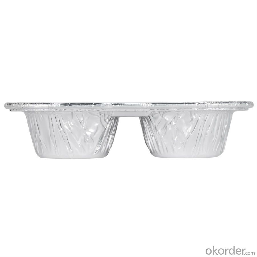 Air-line aluminium foil container,pharmaceutical aluminium foil 8011